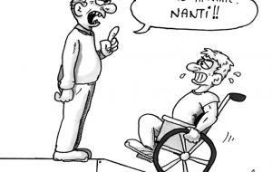 Il ne fait pas bon être handicapé en France !